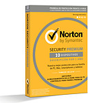 Norton Security Premium - 1 año 10 licencias