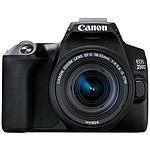 Canon EOS 250D Negro + 18-55 IS STM Negro