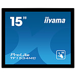 "iiyama 15"" LED Tactile - ProLite TF1534MC-B6X"