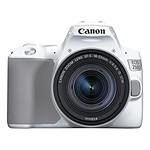 Canon EOS 250D Blanco + 18-55 IS STM Plata