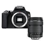 Canon EOS 250D Negro + 18-135 IS STM Negro