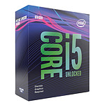 Intel Core i5-9600KF (3,7 GHz / 4,6 GHz)