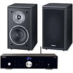 Advance Acoustic X-i50BT + Magnat Monitor Supreme 102 Noir