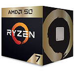 AMD Ryzen 7 2700X Gold Edition (3.7 GHz/ 4.3 GHz)