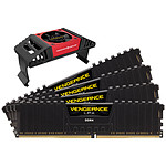 Corsair Vengeance LPX Series Low Profile 128 Go (4x 32 Go) DDR4 4000 MHz CL18