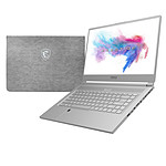 MSI P65 8RE-018FR Creator + MSI Sleeve Bag OFFERT !