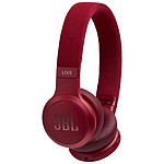 JBL LIVE 400BT Rojo