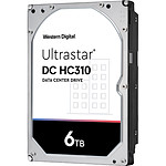 Western Digital Ultrastar DC HC310 6 To (0B36039)