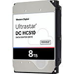 Western Digital Ultrastar DC HC510 8 To (0F27357)