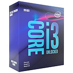 Intel Core i3-9350KF (4.0 GHz / 4.6 GHz)
