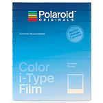 Polaroid Color i-Type Film Summer Blues