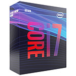 Intel Core i7-9700 (3,0 GHz / 4,7 GHz)