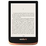 Vivlio Touch HD Plus Cuivre/Noir + Pack d'eBooks OFFERT