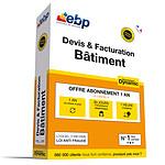 EBP Devis & Facturation Bâtiment Dynamic