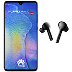 Huawei Mate 20 Twilight + FreeBuds OFFERTS !