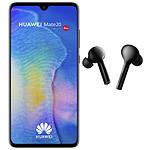 Huawei Mate 20 Noir + FreeBuds OFFERTS !
