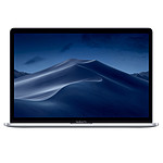 "Apple MacBook Pro (2019) 15"" avec Touch Bar Argent (MV932FN/A)"