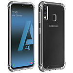 Akashi Coque TPU Angles Renforcés Samsung Galaxy A40