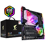 Gigabyte Z390 AORUS Xtreme Waterforce 5G avec Intel Core i9-9900K inclus