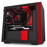 NZXT H210i Noir/Rouge