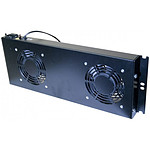 """Module de ventilation - longueur 19"""" - 2 ventilateurs"""