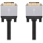 Goobay Plus Câble DVI-D 4K (3 m)