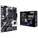 ASUS PRIME X570-P con actualización de la BIOS