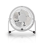 Nedis Mini-Fan (Blanc)