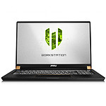 MSI WS75 9TL-698FR Workstation