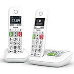 Gigaset Duo E290A Blanc