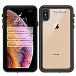 CaseProof Serial Case Waterproof Noir Apple iPhone X/XS