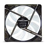 Nox Coolfan 120 LED Blanco