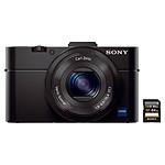Sony Cyber-shot DSC-RX100M2 + Carte SD 64 Go 95Mb/s