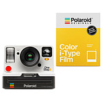 Polaroid OneStep 2 VF Blanc + Color i-Type Film