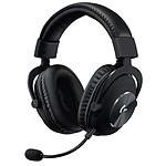 Logitech G Pro X Gaming Headset Noir