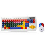 We Kids Pack Clavier/Souris