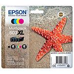 Epson Estrella de mar 603XL 4 colores