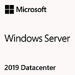 Microsoft Windows Server Datacenter 2019 (24 Coeurs)