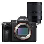 Sony Alpha 7 III + Tamron 17-28mm F/2.8 Di III RXD