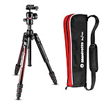 Manfrotto Befree Advanced Aluminium Rouge MKBFRTA4RD-BH + Sac