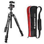 Manfrotto Befree Advanced Aluminium Noir MKBFRLA4BK-BH + Sac