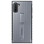 Samsung Coque Renforcée Argent Galaxy Note 10