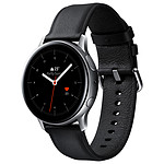 Samsung Galaxy Watch Active 2 (40 mm / Acero / Plata Glaciar)