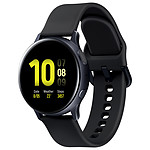 Samsung Galaxy Watch Active 2 4G (44 mm / Aluminium / Noir Carbone)