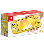 Nintendo Switch Lite (Jaune)