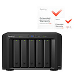 Synology DX517 avec extension de garantie 2 ans
