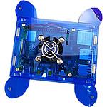 Boitier VESA pour Raspberry Pi 4B (Bleu)