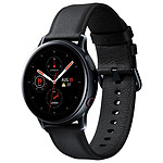 Samsung Galaxy Watch Active 2 4G (40 mm / Acier / Noir Diamant)