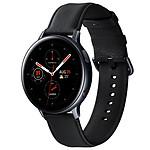 Samsung Galaxy Watch Active 2 4G (44 mm / Acier / Noir Diamant)