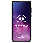 Motorola One Zoom Gris